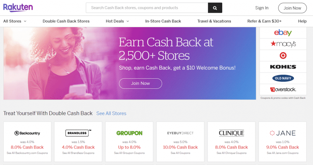 cash back with rakuten cryptogeeks.org