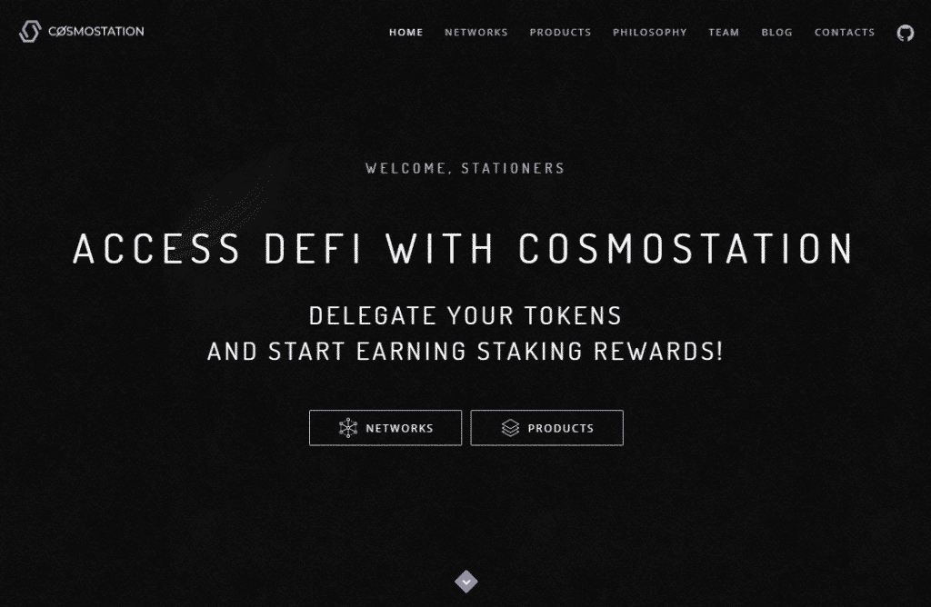 The Beginners' Guide To Crypto Staking with cosmostation