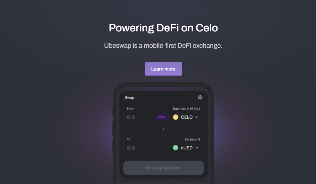 Read more about the article Celo Yield Farming on Ubeswap (Tutorial)